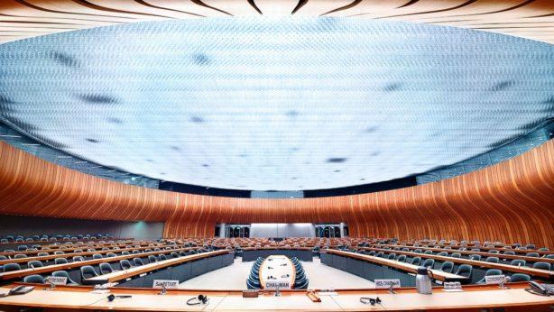 CONFERENCE AUX NATIONS UNIES GENEVA- DU 16 AU 20 Décembre 2019
